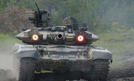 Picture for category T-72/90 Chassis